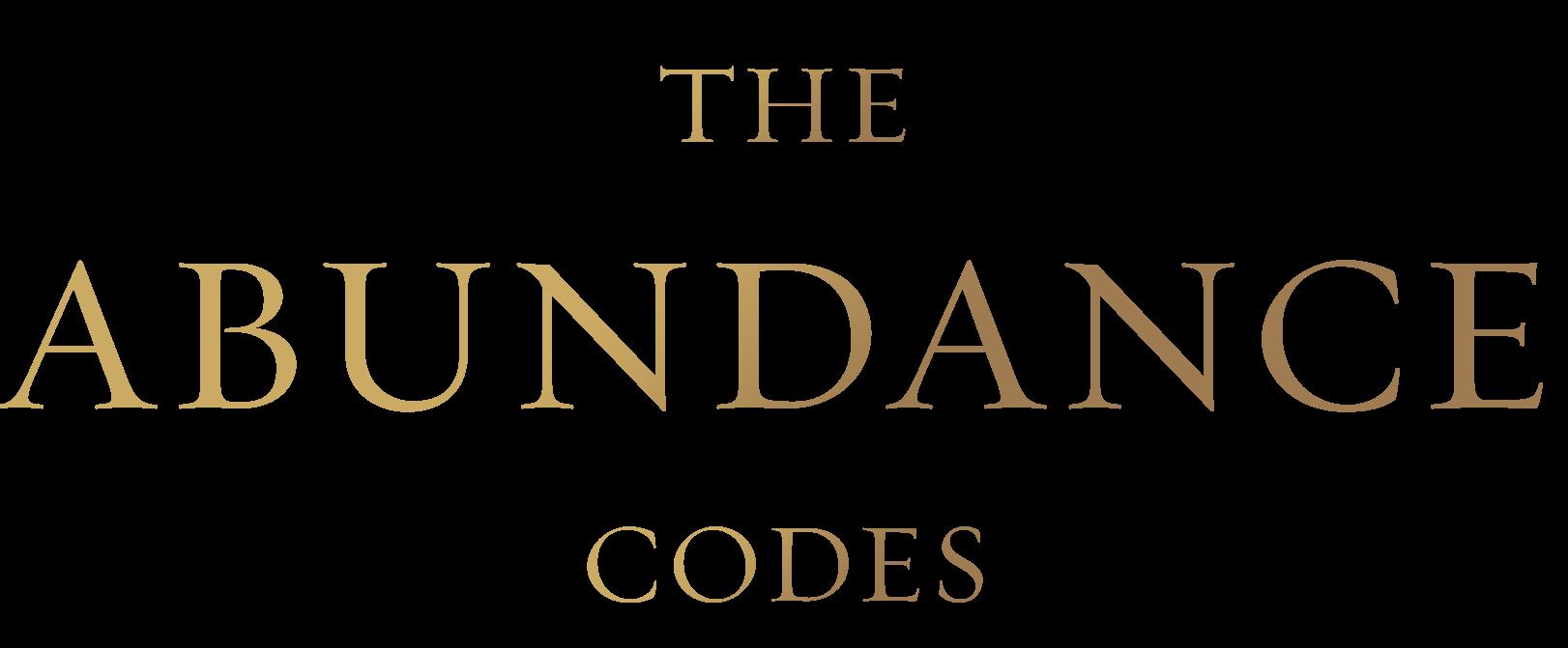 The Abundance Codes